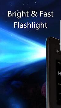 Flashlight - Torch LED Light Free APK screenshot 1