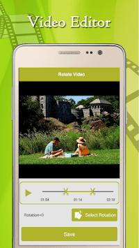 Video Editor: Rotate,Flip,Slow motion, Merge& more APK screenshot 1
