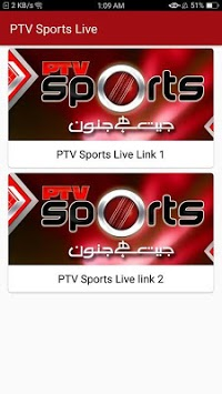 PTV Sports Live: Live Streaming PTV Sports FREE APK screenshot 1