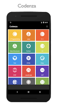 Codenza APK screenshot 1