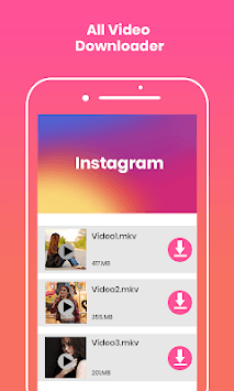 All Video Downloader: Fast & HD Video Downloader APK screenshot 1