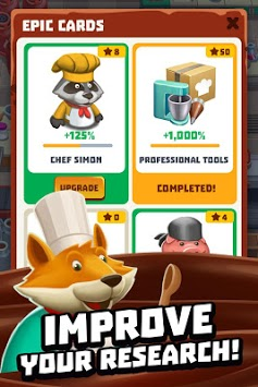 Idle Cooking Tycoon - Tap Chef APK screenshot 1