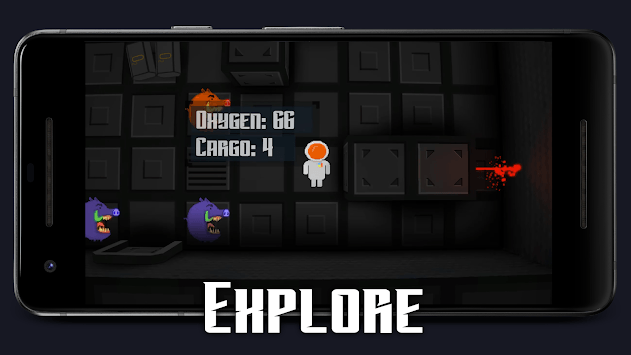 Werepigs in Space - Free Space Survival Roguelike APK screenshot 1
