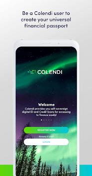 Colendi - Financial Passport APK screenshot 1