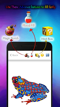 Color by Number - Happy Color Game Free APK screenshot 1