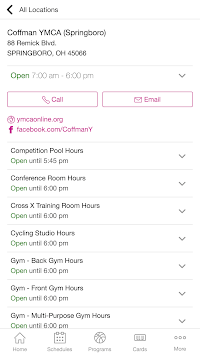 YMCA of Greater Dayton APK screenshot 1