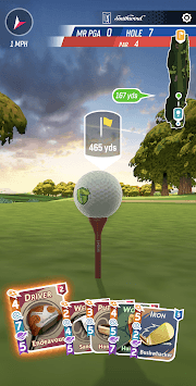 PGA TOUR Golf Shootout APK screenshot 1