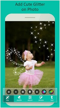 Artful - Photo Glitter Effects APK screenshot 1