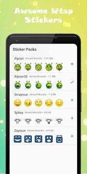 WAStickerApps Emoji Stickers APK screenshot 1