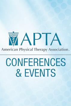 APTA Conferences & Events APK screenshot 1