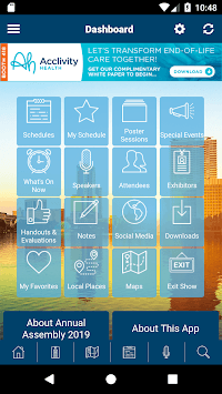 The Annual Assembly APK screenshot 1