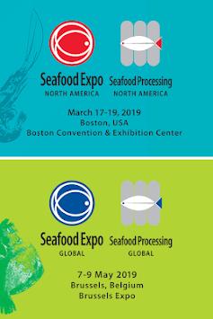 Seafood Expo APK screenshot 1