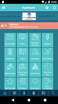 WAI Events APK screenshot 1