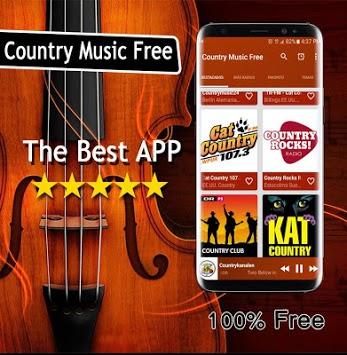 Country Music Free APK screenshot 1