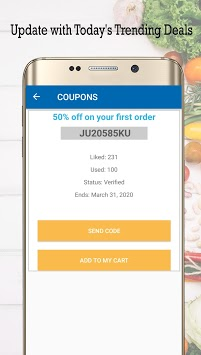 Coupons for Kroger APK screenshot 1