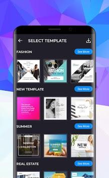 Cover Photo Maker-Youtube,FB,Instagram,Twitter etc APK screenshot 1