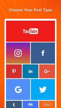 Thumbnail Maker: Youtube Thumbnail & Banner Maker APK screenshot 1