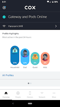 Cox Panoramic Wifi APK screenshot 1