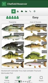 CPW Fishing APK screenshot 1