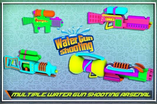 Pool Party Gunner FPS – New Shooting Game 2018 APK screenshot 1