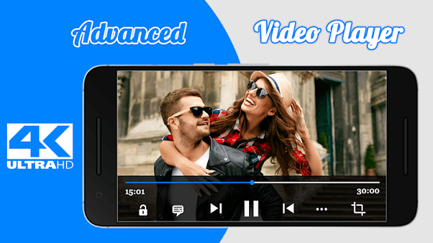 Full HD Video Player : XX Video Player APK screenshot 1