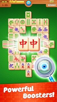 Mahjong Legend - Free Puzzle Quest APK screenshot 1