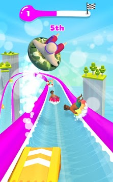 Slippery Slides APK screenshot 1