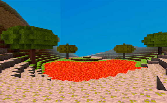 Create Craft Block Building Game APK screenshot 1