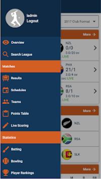 Cricclubs Mobile APK screenshot 1