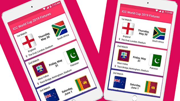 Cricket TV Live : World Cup Streaming 2019 Guide APK screenshot 1