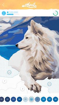April Coloring APK screenshot 1