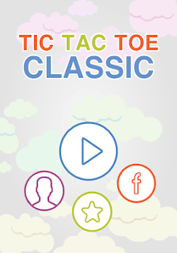 Tic Tac Toe Classic Puzzle Game APK screenshot 1