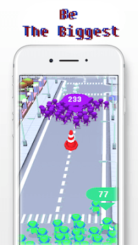 Crowd city : crowd in town APK screenshot 1