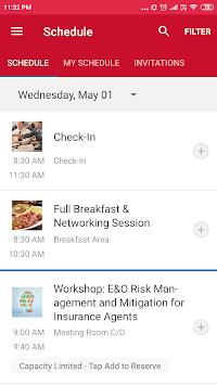 SAN Group Events APK screenshot 1