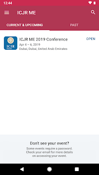 ICJR ME APK screenshot 1