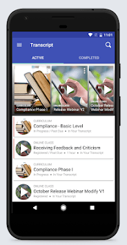 Cornerstone Learn APK screenshot 1