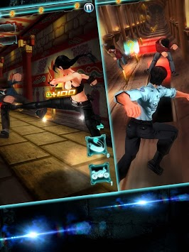 Run to Fight APK screenshot 1
