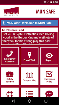 MUN Safe APK screenshot 1