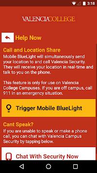 Valencia College Safety APK screenshot 1