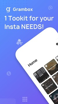 Gbox - Toolkit for Instagram. APK screenshot 1
