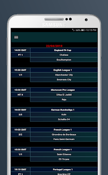 HT/FT Free Bets - Fixed Matches APK screenshot 1