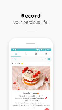 Daily Life : My diary, Journal APK screenshot 1