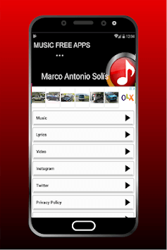 Marco Antonio solis 30 Grandes Exitos Enganchados APK screenshot 1