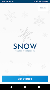 Snow Teeth Whitening APK screenshot 1