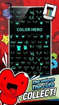 Color Hero - Free Shooting&Defense APK screenshot 1