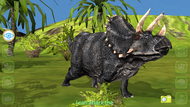 Dinosaur 3D - AR APK screenshot 1