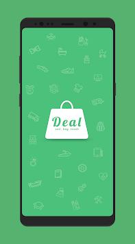 Deal - Sell, Buy, Trade APK screenshot 1