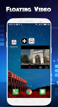 Floating Background Player Youtube APK screenshot 1