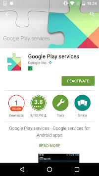 Help Play Services Error APK screenshot 1