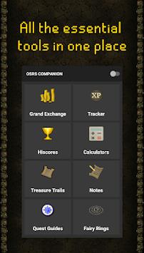 OSRS Companion APK screenshot 1
